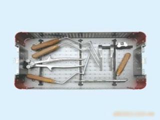 颈椎钢板安装器械包