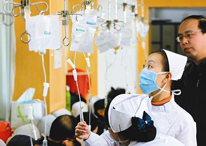悬吊式静脉输液装置