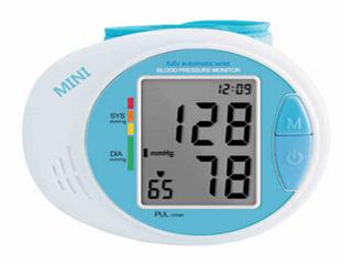 九安 电子血压计(全自动腕式)语音播报