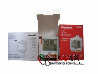北京松下 电子血压计