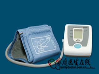 上海医疗 电子血压计