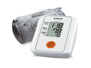 欧姆龙 电子血压计HEM-711