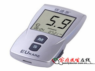 惠碁 血糖仪(商品名:优速测监测系统- EUSURE 血糖仪)
