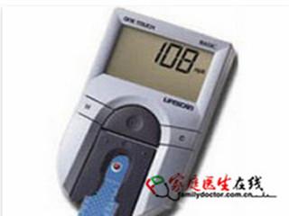 理康 稳捷Ⅱ型血糖仪