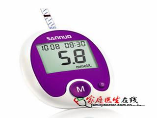 三诺 智能血糖仪