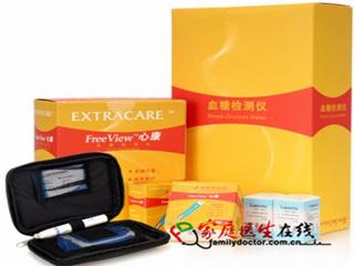 万孚 血糖检测仪