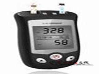 三诺 血糖尿酸测试仪