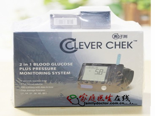 泰博 血糖血压测试仪