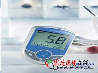 信利仪器 血糖血压测试仪