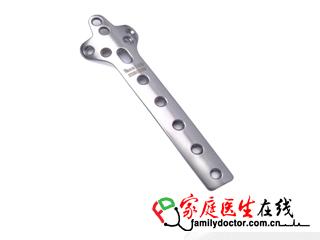 百易得 骨接合植入物金属解剖型接骨板