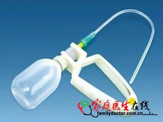邗江双菱 一次性使用婴儿吸痰器
