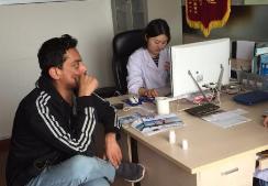 沈阳皇姑国防医院甲状腺知识宣传周吸引国际友人来院