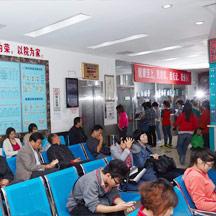 北京德胜门中医院口腔科-