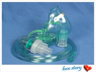 小护士 一次性新型吸氧面罩