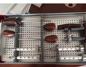 苏州市兴达 Ⅰ型下肢接骨板安装器械箱