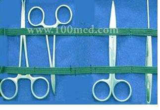 上海医疗 男性结扎手术器械包