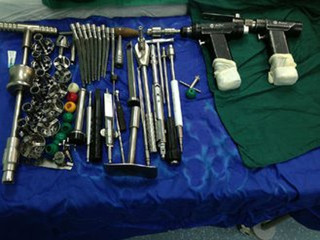 普鲁斯 Muller髋关节置换手术器械