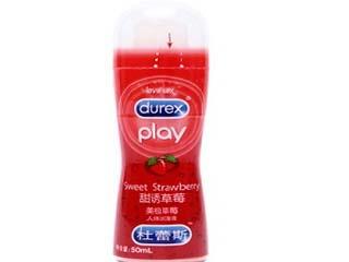 甜诱草莓人体润滑液