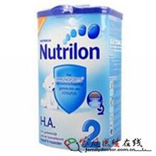 Nutrilon 半水解蛋白抗过敏配方奶粉2段
