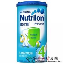 多诺优能四段奶  粉