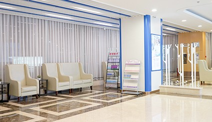成都棕南医院环境图1-5